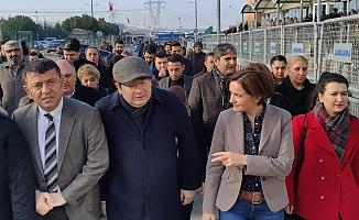 CHP Heyeti Gezi Davasında