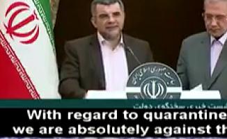 İran Sağlık Bakanı Yardımcısının Teşhis Konmadan Önceki Son Görüntüleri