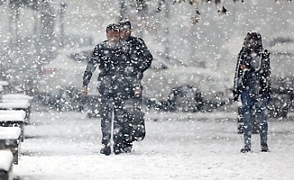 Meteoroloji'den don ve kar uyarısı!