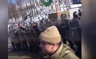 Ordu'da, Katı Atık Tesisi protestosuna müdahale