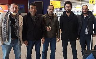 5 Türk Gemici Londra'da Mahsur Kaldı!