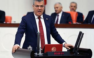 """CHP'li Barut: """"Salgınla mücadelede sağlık ordusu güçlendirilmeli"""""""