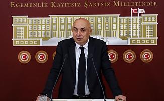 """CHP'li Özkoç; """"Çekincelerimizi ve taleplerimizi ilettik"""""""