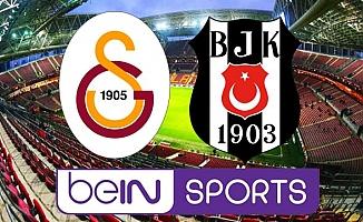 Galatasaray-Beşiktaş maçı şifresiz mi?