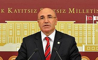 """CHP'li Tanal'dan Cumhurbaşkanı Yardımcı Oktay'a; """"Fatura ve muhasebe kayıtlarını incelemek gerekli"""""""