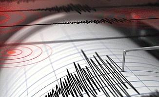 Son dakika: Elazığ'da deprem!