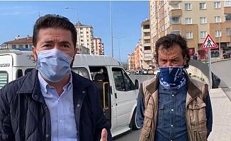 """Trabzon Milletvekili Kaya; """"Dolmuşçu esnafımız mağdur"""""""