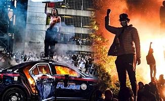 ABD'de gösteriler büyüyor: Birçok şehirde sokağa çıkma yasağı ilan edildi