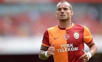 Wesley Sneijder Galatasaray'a yardımcı antrenör olarak geri dönüyor