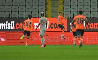 Başakşehir-Galatasaray Maçından Beraberlik Çıktı!
