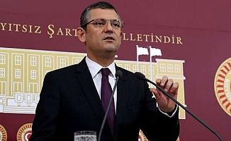 CHP'li Özel'den 'baro teklifi' yorumu: Öneriler birbirinden tehlikeli
