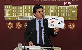 """CHP'li Kaya: """"Kaçak çaya mani olun, çay üreticisini koruyun"""""""