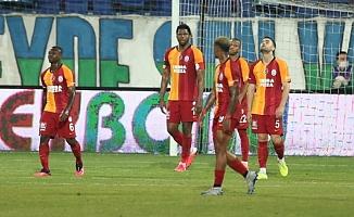 Galatasaray Rize'de Yara Aldı!