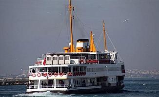 İstanbul'da Şehir Hatları Vapur Ücreti 5 kuruş oldu!