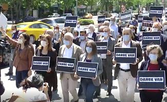 Meclis'ten Yürüyüşe Geçen HDP'li Vekillere Polis Müdahalesi