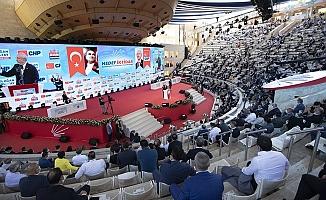 CHP 37. Olağan Kurultayı'nda PM aday listesi ilan edildi