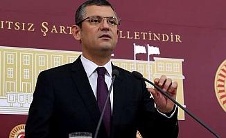 CHP'li Özel: Tek dertleri 150'nin üzerindeki İstanbul delegesinin sayısını 13'e indirmek