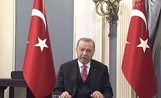 Erdoğan'dan Öz Eleştiri; ''Kendi Beceriksizliğimiz''