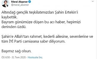 İYİ Parti'ye Acı Haber!