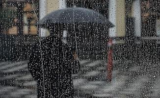 Meteoroloji'den 4 il için kuvvetli sağanak yağış uyarısı