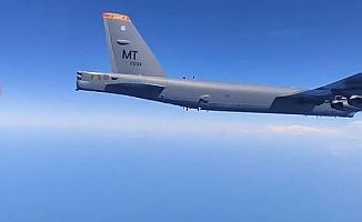 ABD'den tansiyonu yükseltecek duyuru: Rus uçakları taciz etti
