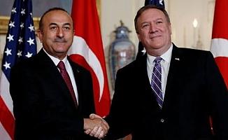 Dışişleri Bakanı Çavuşoğlu ve Pompeo bugün görüşecek: gündem Doğu Akdeniz