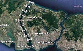 Kanal İstanbul'a yüzde 64,2 'HAYIR' çıktı