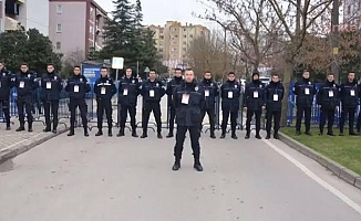 Takviye Hazır Kuvvete İstanbul Barosundan Dava!
