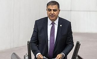 CHP Milletvekili Mehmet Güzelmansur'un Koronavirüs Testi Pozitif Çıktı