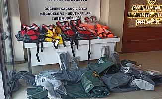İstanbul'da kaçak göçmen operasyonu: 157 kişi kurtarıldı