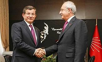 Kemal Kılıçdaroğlu, Ahmet Davutoğlu'nu ziyaret edecek