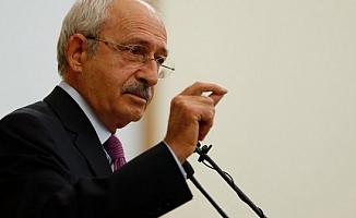 Kılıçdaroğlu: YPG ayrı bir devlet kuruyor, Erdoğan'ın buna hiç sesi çıkmıyor