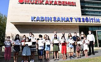Konyaaltı Belediyesi Müzik Akademisi'nden Üniversiteye