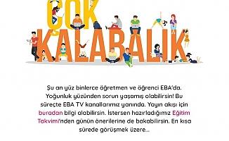 MEB'den EBA'ya Yönelik Açıklama!