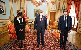 Meclis Başkanı Şentop, AİHM Başkanı Spano İle Görüştü