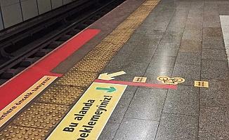 Metroda Bisikletlilere Özel Vagon