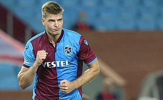 Trabzonspor'dan Alexander Sörloth açıklaması