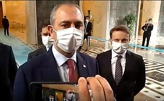 Adalet Bakanı'ndan ''Işıklar Yanıyor'' Açıklaması