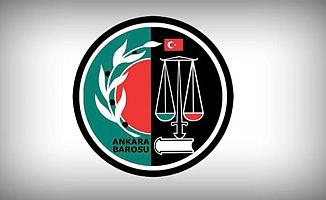 Ankara Barosu: İkinci Baro İçin Baskı Yapıldığı İhbarları Var