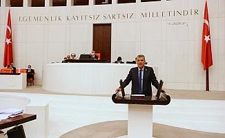 Ayhan Barut, şaibeli sınav iddiasını Meclis gündemine taşıdı