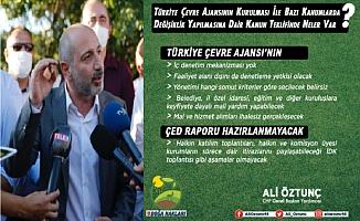 CHP'li Öztunç: AKP'nin Huyu Birkaç Güzel Madde Koyar, Gerisini De Kafasına Göre Doldurur!