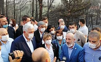 CHP'li Öztunç: Hatay Yanmıyor, Yakılıyor