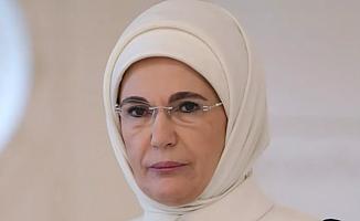 Emine Erdoğan Suriye'de 50 Ev Bağışladı