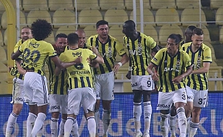 Fenerbahçe derbide geri döndü!