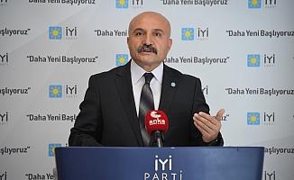 İYİ Parti'li Usta: Bu bütçe milletin fakirleştiğinin itiraf belgesidir