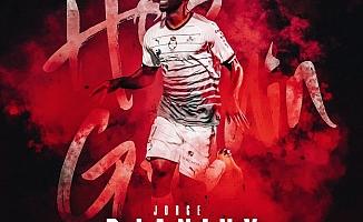 Trabzonspor yeni forvetini duyurdu