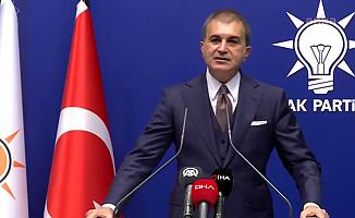 AKP Sözcüsü Çelik: Arınç'ın sözleri MYK'mız tarafından kabul edilmedi, doğru bulunmadı
