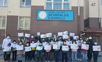 Ankara Kent Konseyi'nden çocuklara sürpriz