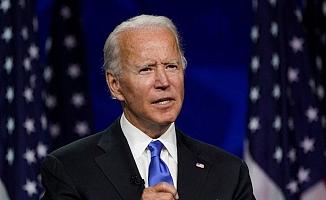 Biden'dan seçim sonuçlarıyla ilgili ilk açıklama
