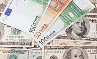 Dolar Düşerken Vatandaş Dövize Yöneldi